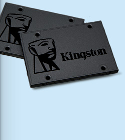 Ổ SSD Kingston 240Gb SA400 (R500/W450)