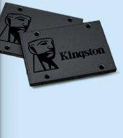 Ổ SSD Kingston 240Gb SA400 (R500/W450)
