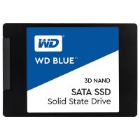 "SSD Western Digital Blue 500GB 2.5"" SATA 3 - WDS500G2B0A"