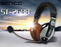 TAI NGHE SENICC ST-2688 có MIC (Micro Headphone)