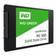 SSD WESTERN DIGITAL 240GB GREEN Sata 3 (WDS240G2G0A)