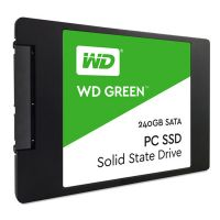 SSD WESTERN DIGITAL 240GB GREEN Sata 3 (WDS240G2G0A)