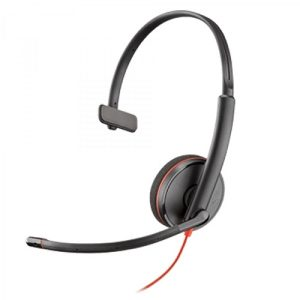 Tai nghe Plantronics Blackwire C3210 USB-A (1 bên tai)