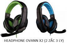 Micro Headphone OVANN X2