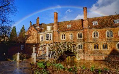 HỌC BỔNG GATES CAMBRIDGE, ANH