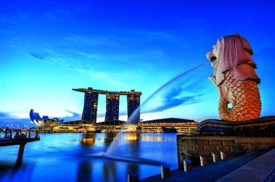 TRẢI NGHIỆM 36 GIỜ Ở SINGAPORE (PHẦN 1)