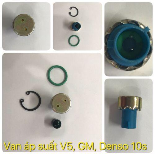 Van áp suất V5 GM Denso 10s