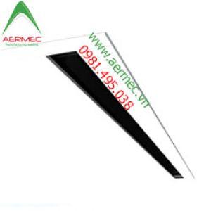 Miệng gió kiểu khe - 1 khe (SLD) Slot linear Diffuser