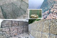 Rọ đá bọc nhựa PVC của Thép Đông Anh