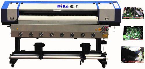 Máy In phun PP Dika Đầu phun Epson DX 5+ DX7