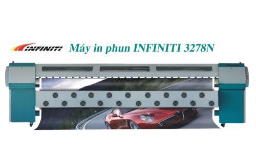 Máy in phun INFINITI 3278N