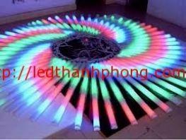 đèn ống 7 màu 1m (220v)