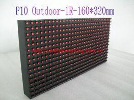 Led module p10 đỏ
