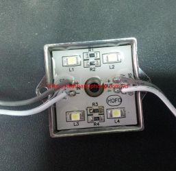 Led hắt  4 bóng  sắt SMD 5054