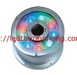 đèn âm nước 9w rgb
