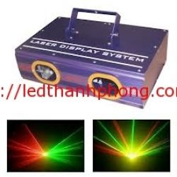 Đèn laser 2 cửa