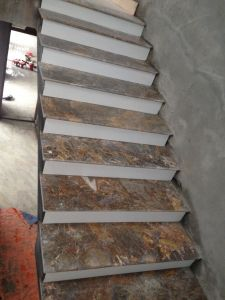 Cầu thang đá Vàng Thanh Hóa