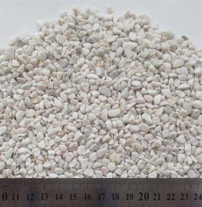 Đá hạt vê trắng muối