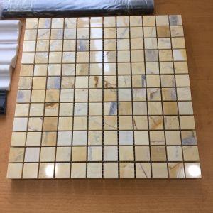 Đá dán Square 23x23 vàng Nghệ An