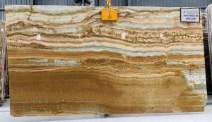 Onix Vàng Vân gỗ