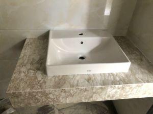 Lavabo marble van go