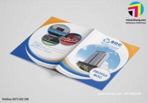 Thiết kế & in Catalogue tại Hà Nội
