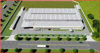 Nhà xưởng Aapico- Vinfast GD3- Hải Phòng