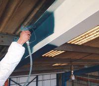 Sử dụng sơn chống cháy ống gió cho toà nhà