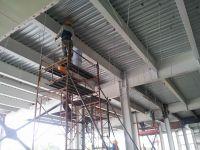Những lưu ý cần biết khi sơn chống cháy cho kết cấu thép