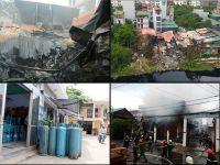 Những nguyên nhân chính gây cháy nổ trong các nhà xưởng kho bãi