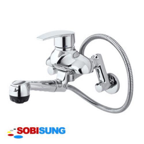 Vòi rửa bát nóng lạnh Sobisung YJ-5723