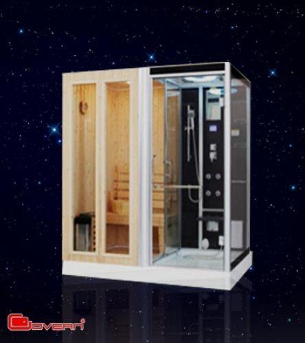 Phòng xông hơi Govern JS-8856 (xông ướt + xông khô)