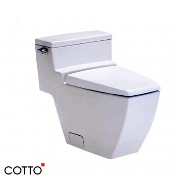 Bồn cầu két liền COTTO C10187