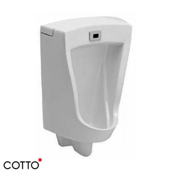 Bồn tiểu nam COTTO C3011AC/DC (Cảm ứng)