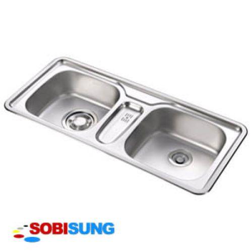 Chậu rửa inox SOBISUNG BD-1100
