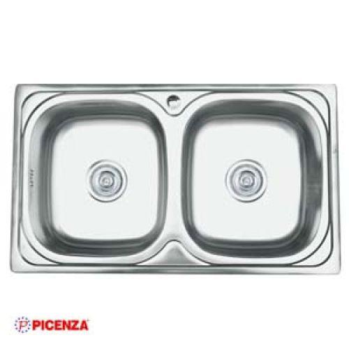 Chậu rửa bát Inox Picenza DH9