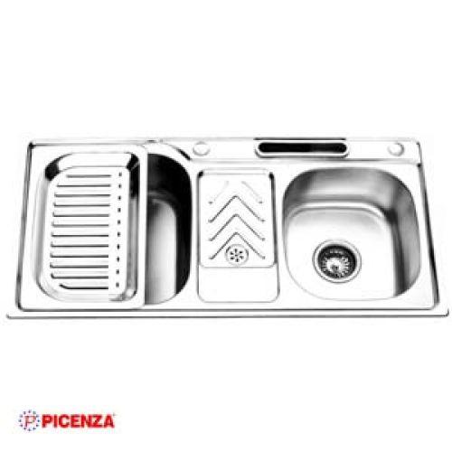 Chậu rửa bát Inox Picenza PZ9145