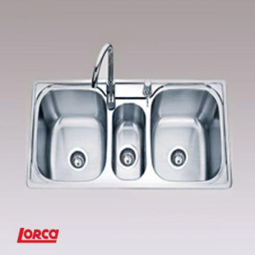 Chậu rửa bát Lorca TA-SDS10249F