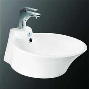 Chậu rửa lavabo dương bàn Viglacera V62