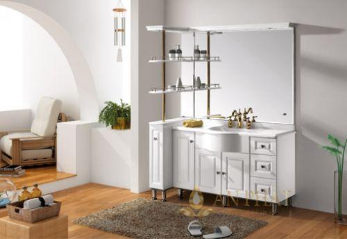 Bộ tủ châụ phòng tắm OFUND MF-1500