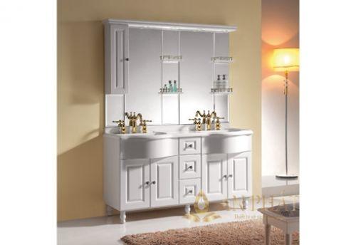 Bộ tủ chậu phòng tắm OFUND MF-1500X
