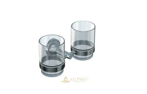Kệ đựng ly - đựng bàn chải INAX KF413V