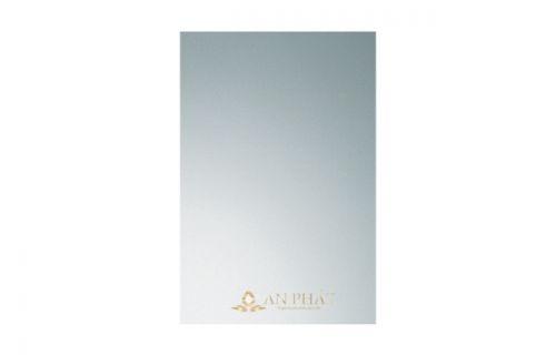 Gương tráng bạc  INAX KF - 5075VA (510x760x5)