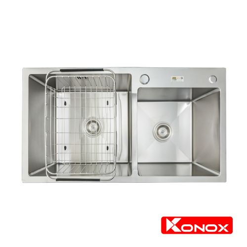 Overmount sink KN8245DO