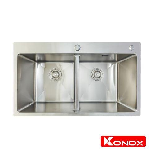 Overmount sink KN8248DOB