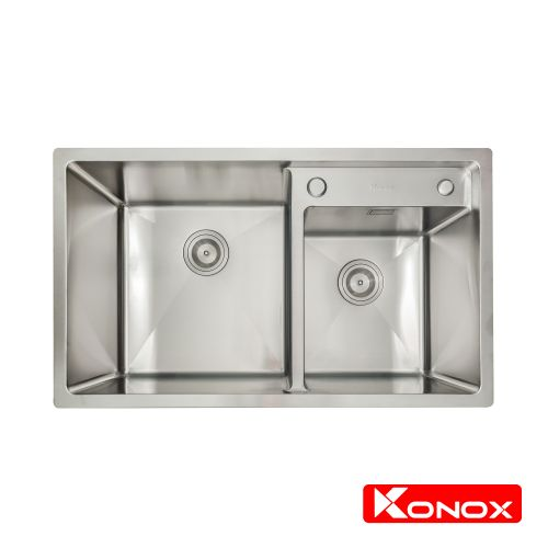 Overmount sink KN8248DO