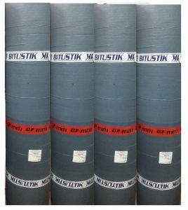 BITUSTICK P - Màng chống thấm tự dính gốc bitum bề mặt phủ HDPE