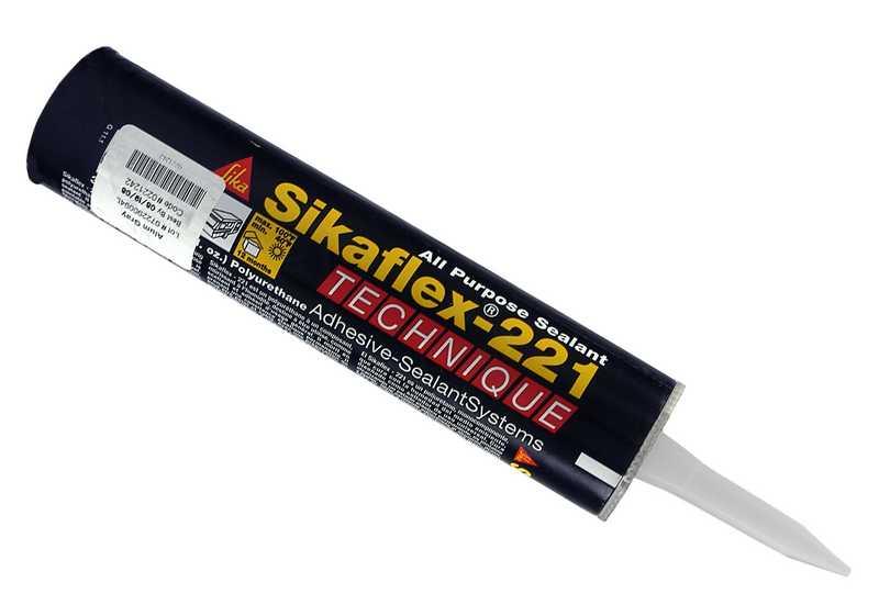 SIKAFLEX 221 WHITE
