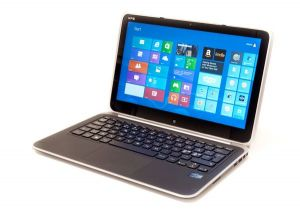 DELL XPS 12 - Duo ( I5- 4200U / 4GB /SSD 128G / Full HD )