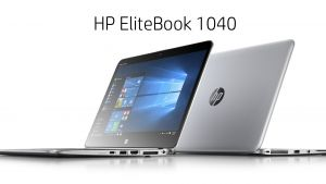 Hp Elitebook Folio 1040 G1 Ultrabook ( i5 4300U | RAM 4GB | SSD 128GB | 14 Inches HD | Card on)